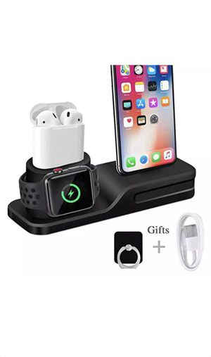 3 in 1 charging dock Apple for Sale in Washington, DC