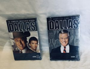 New, DVD: Dallas Complete 13 and Final Season for Sale in Round Rock, TX