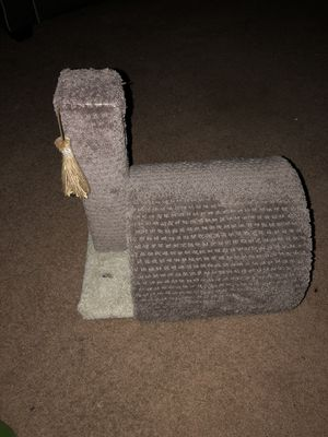 Brand new kitty hide out with scratching post for Sale in Baltimore, MD