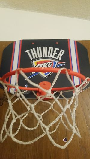 Basketball hoop doorhanger for Sale in Oklahoma City, OK