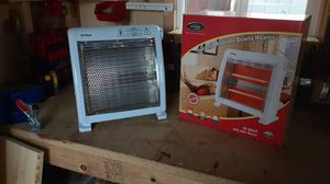 Optimus 2 heaters for one price for Sale in Peoria, IL