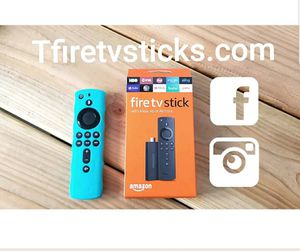 Fire TV Sticks 1080p Premium 1,500 Live Channels for Sale in Brooklyn, NY