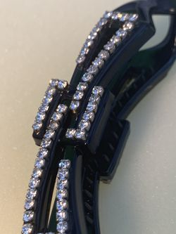 Silver And Black Hair pin for Sale in Bristow,  VA