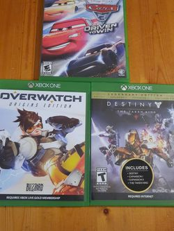 Xbox 1 Games for Sale in Kent,  WA