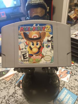 Nintendo 64 Game Mario Party 2 for Sale in Vancouver, WA