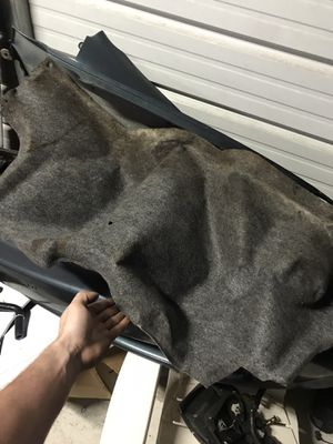Interior1996-2000 ek coupe trunk oem civic vtec for Sale in Orlando, FL