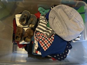 Assorted 3-6 month baby boys clothes for Sale in San Diego, CA
