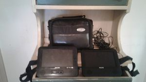DVD player for car.they both work great.just don't use anymore. for Sale in Colusa, CA