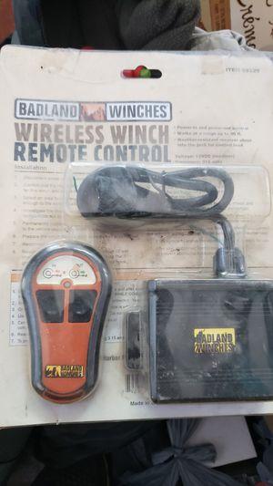 Remote for a winch for Sale in San Antonio, TX