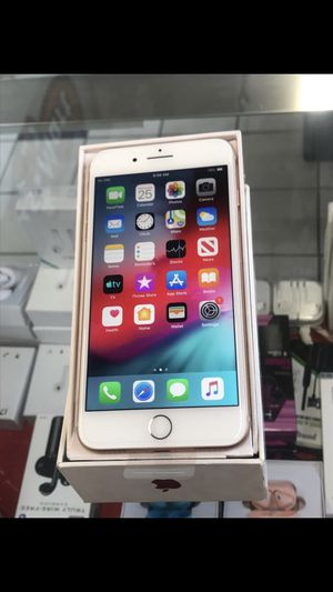 Brand New iPhone 8 Plus with plastic includes 1 year manufacturer warranty for Sale in St. Louis, MO