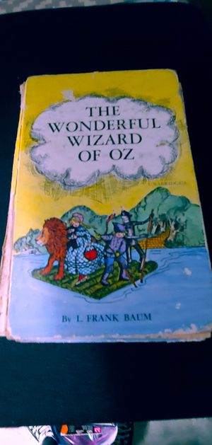 THE WONDERFUL WIZARD OF OZ for Sale in Rowland Heights, CA