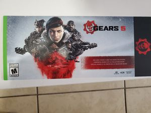Gears of War 1 2 3 4 5: Ultimate + Gears Collection 5 GAMES - Digital Xbox One for Sale in Hialeah, FL
