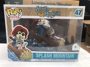 Splash Mountain Funko Pop for Sale in Anaheim, CA