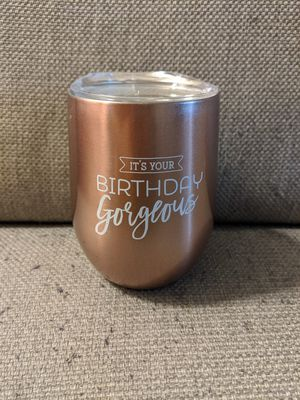 Never Used Birthday Tumbler for Sale in Daly City, CA