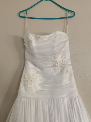 Gallina A-line wedding dress for Sale in Chino Hills, CA