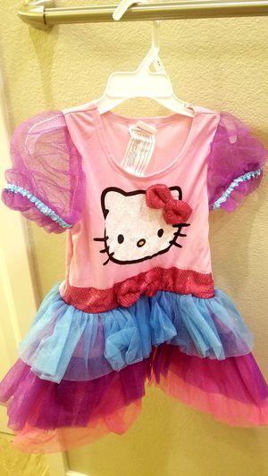 Hello Kitty costume size(2-3) for Sale in Dublin, CA