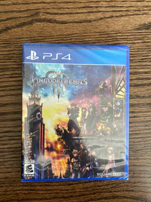 Kingdom of hearts ps4 NEW for Sale in Glenview, IL