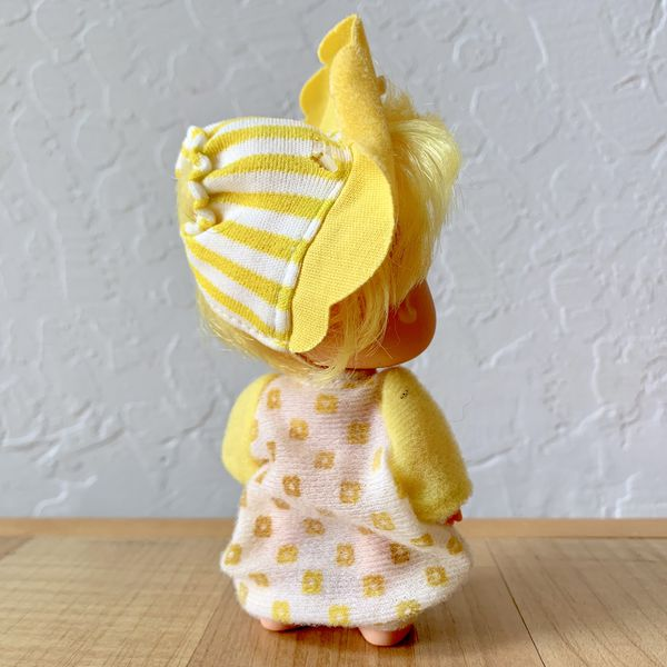 Vintage Strawberry Shortcake Butter Cookie Doll Collectable Toy