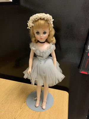 Madame Alexander Doll With Stand for Sale in San Antonio, TX