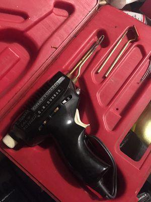 Craftsman soldering gun in case for Sale in Rio Vista, CA