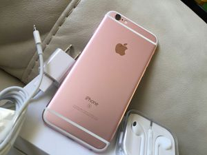 IPhone 6S , Excellent Condition, FACTORY UNLOCKED. for Sale in Springfield, VA