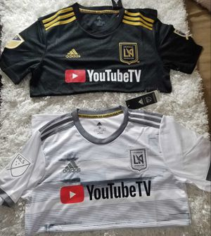 LAFC soccer jerseys for Sale in Los Angeles, CA