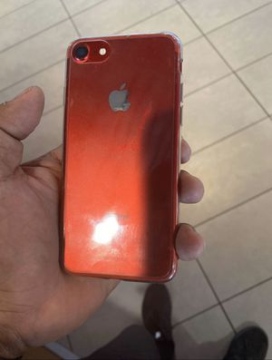 Red iPhone 7 unlocked for Sale in Lynwood, CA