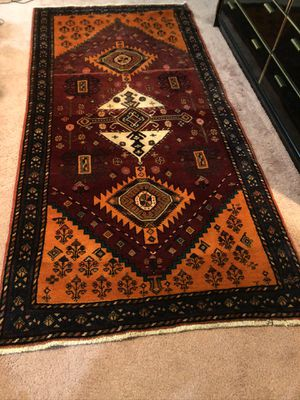 Persian design rug - New condition for Sale in Redmond, WA