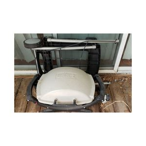 Weber camping grill and stand for Sale in Sterling, VA