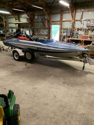 1989 Glastron speed boat for Sale in Sebeka, MN