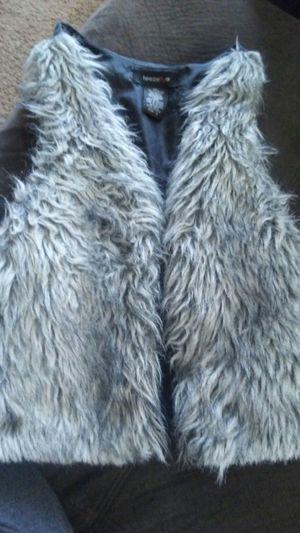 Fur vest for Sale in Sanger, CA