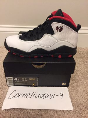 Jordan 10 Double Nickel size 4 for Sale in Raleigh, NC