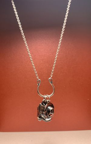 James Avery Changeable Charm Holder Necklace for Sale in San Antonio, TX