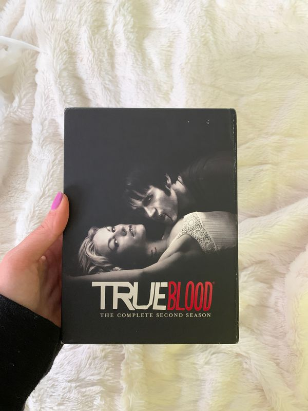 True Blood Complete 2nd Season DVD Set Great Condition