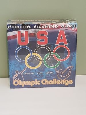 (NEW)Usa olympic board game for Sale in North Olmsted, OH