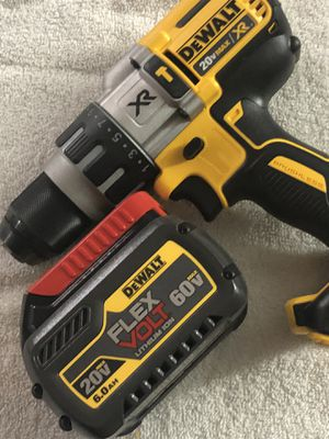 DeWalt drill and battery for Sale in Portland, OR