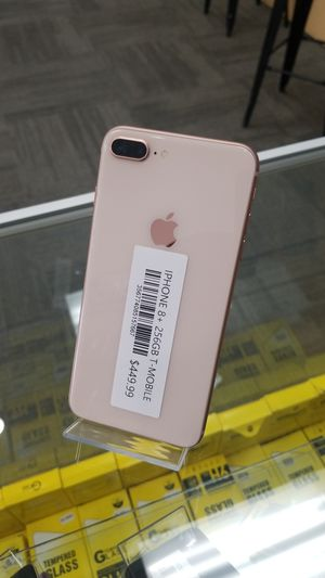 iPhone 8+ 256GB T-Mobile for Sale in Southfield, MI