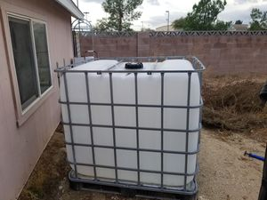 Water tank for Sale in North Las Vegas, NV