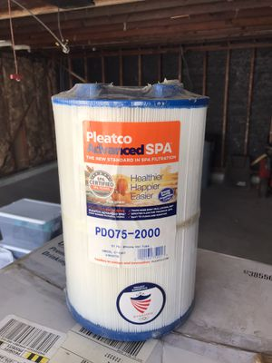 Spa & Hot tub filter for Sale in Paterson, NJ