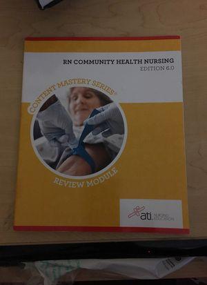 ATI community health nursing for Sale in Palm Bay, FL
