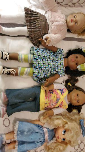 American Girl Dolls and Elsa for Sale in Gilbert, AZ