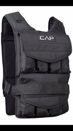 Weighted Vest *BRAND NEW* 80lbs for Sale in Redondo Beach, CA