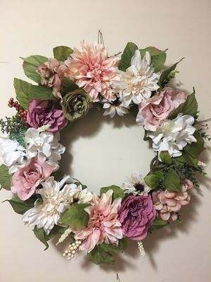 Flower Wreaths Handmade for Sale in Silver Spring, MD