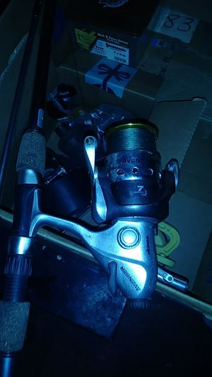 Avenger reel ticasurf rod for Sale in Ardmore, PA