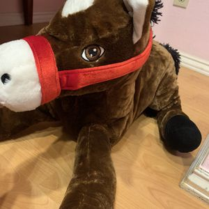 Horse Stuffed Animal for Sale in San Diego, CA