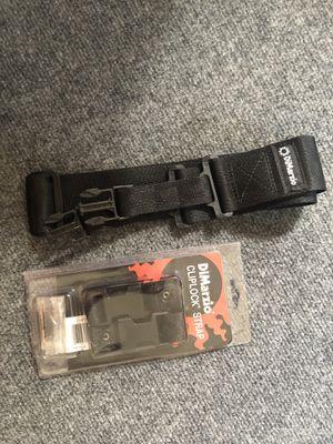 DiMarzio clicklock strap for Sale in Denver, CO