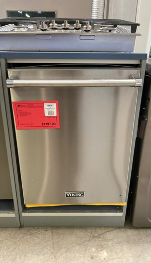 "✨New Viking 42 dBA 24"" Built In Dishwasher✨ for Sale in Chandler, AZ"