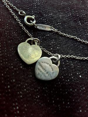 "Tiffany 16"" Necklace 925 for Sale in Castro Valley, CA"