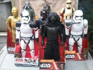 NEW Star Wars action figures of different kinds for Sale in South Gate, CA