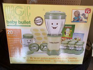Baby bullet for Sale in Riverside, CA